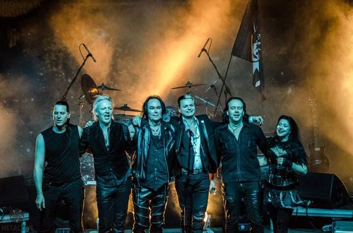 Henrik Flyman Lacrimosa 2019